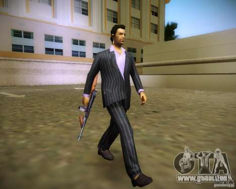 Thompson Model 1928 für GTA Vice City zweiten Screenshot