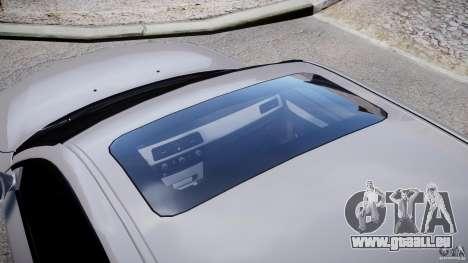 BMW M5 E60 2009 für GTA 4 obere Ansicht
