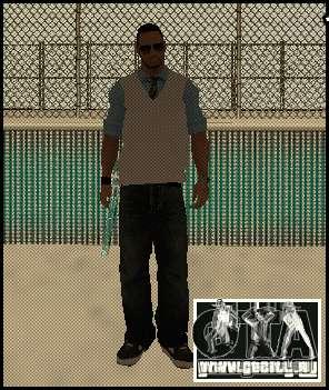 Nouveau journaliste pour GTA San Andreas deuxième écran