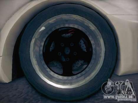 BMW 320SI Drift für GTA San Andreas Räder