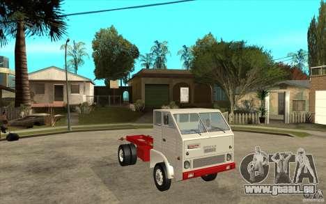 Dac 444 T für GTA San Andreas Rückansicht