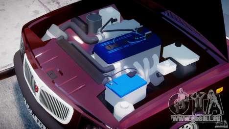 GAZ 3110 Wolga für GTA 4 rechte Ansicht