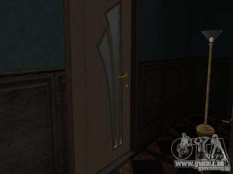Gen Doors pour GTA San Andreas deuxième écran