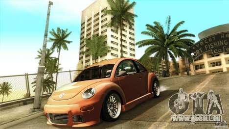 Volkswagen Beetle RSi Tuned für GTA San Andreas