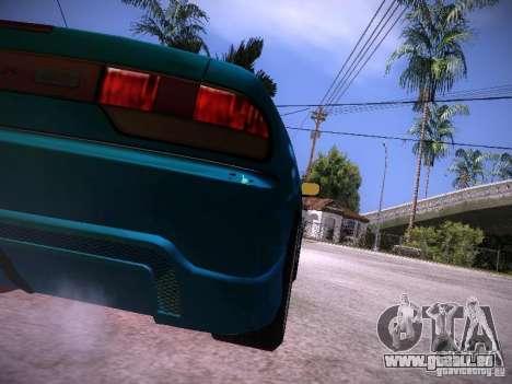 Nissan 200SX Falken Tire für GTA San Andreas rechten Ansicht