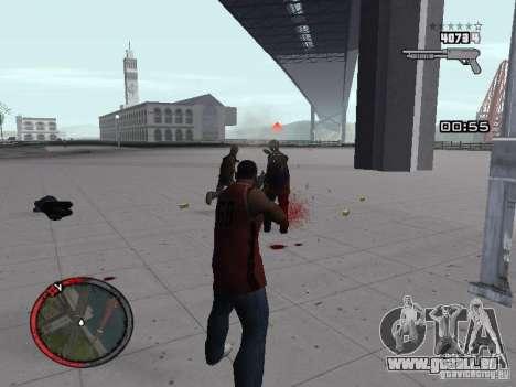 MASSKILL pour GTA San Andreas quatrième écran
