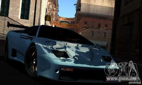 ENBSeries RCM für den schwachen PC für GTA San Andreas neunten Screenshot
