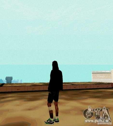 New Skin für GTA San Andreas zweiten Screenshot