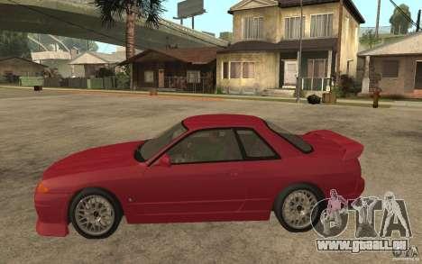 Nissan GTS-T 32 Beta pour GTA San Andreas laissé vue