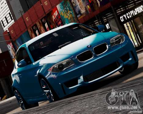BMW M1 2011 v1.0 pour GTA 4 est un droit