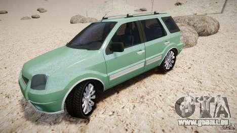 Ford EcoSport für GTA 4 Räder