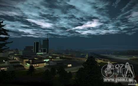 Timecyc für GTA San Andreas zehnten Screenshot