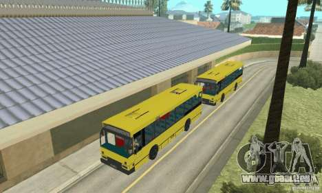 Den Oudsten Busen v 1.0 pour GTA San Andreas vue arrière