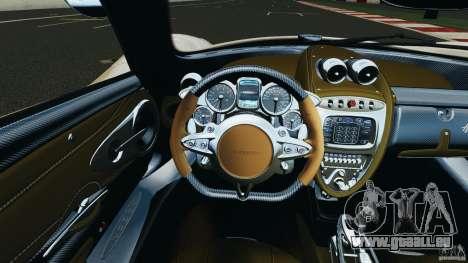 Pagani Huayra 2011 v1.0 [RIV] pour le moteur de GTA 4