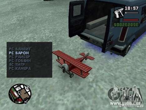 RC mod pour GTA San Andreas