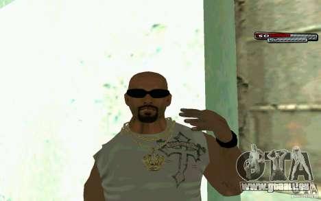 Mexican Drug Dealer pour GTA San Andreas cinquième écran