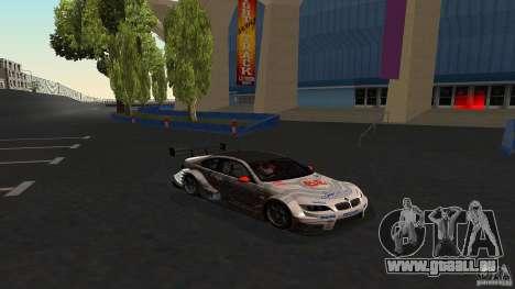BMW E92 M3 für GTA San Andreas Seitenansicht