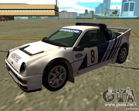 Ford RS200 rally für GTA San Andreas