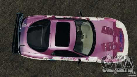 Mazda RX-7 EXEDY D1 für GTA 4 rechte Ansicht