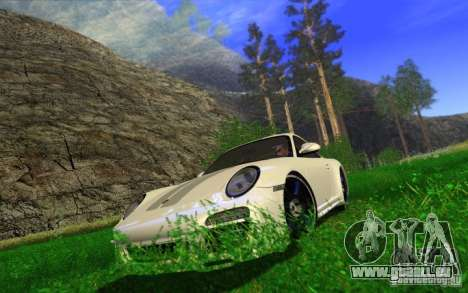Awesome HD Graphic ENB Setts für GTA San Andreas her Screenshot