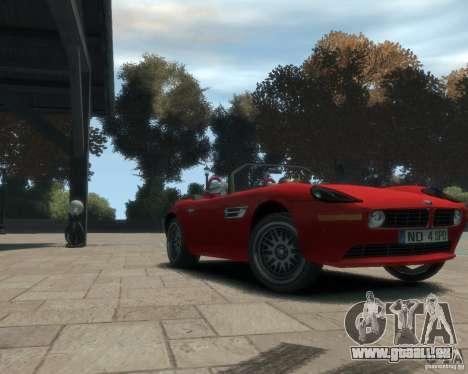 BMW Z8 für GTA 4 linke Ansicht