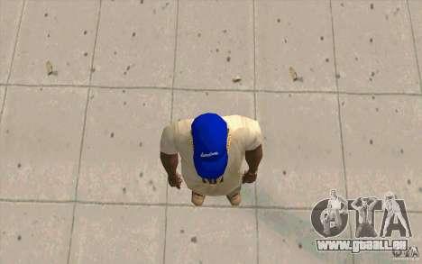 Cap WCCB pour GTA San Andreas troisième écran