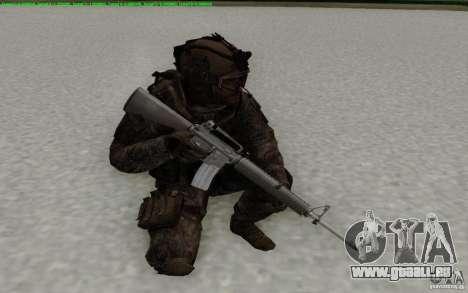 M16A2 für GTA San Andreas