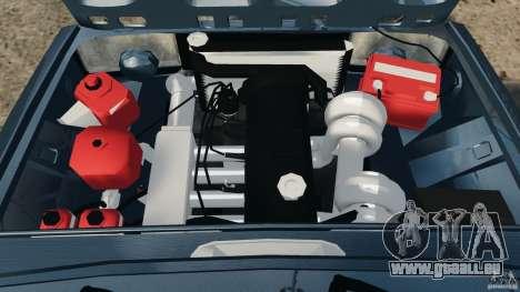 VAZ-2104 Tuning pour GTA 4 vue de dessus