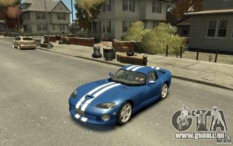 Dodge Viper GTS pour GTA 4