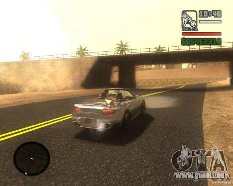 Real palms v2.0 pour GTA San Andreas quatrième écran