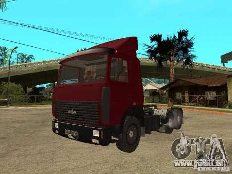 MAZ 642208 für GTA San Andreas