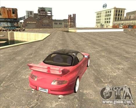 Mitsubishi FTO VeilSide für GTA San Andreas rechten Ansicht