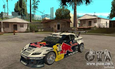 Mazda RX8 NFS Team Mad Mike pour GTA San Andreas