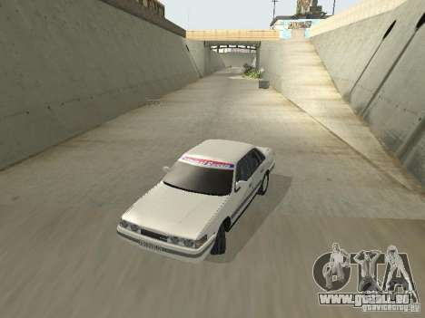 Mazda 626 für GTA San Andreas linke Ansicht