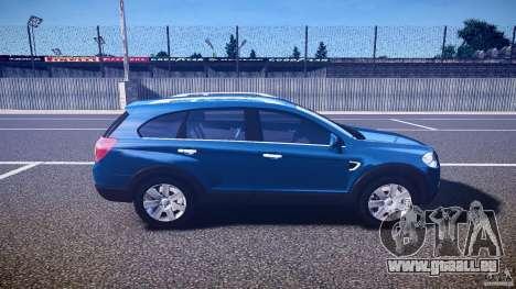 Chevrolet Captiva 2010 Final pour GTA 4 est un côté