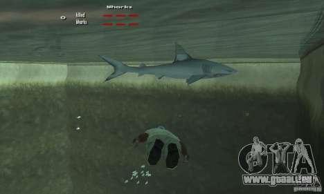 Shark Killer pour GTA San Andreas