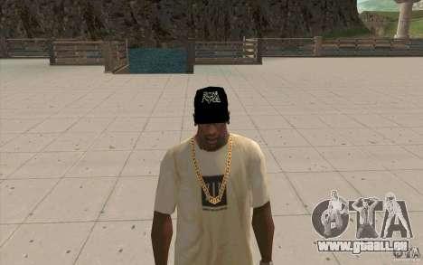 Cap fox für GTA San Andreas zweiten Screenshot