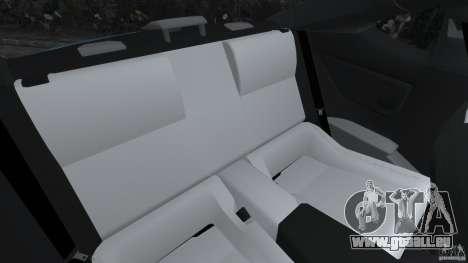 Scion FR-S für GTA 4 Seitenansicht