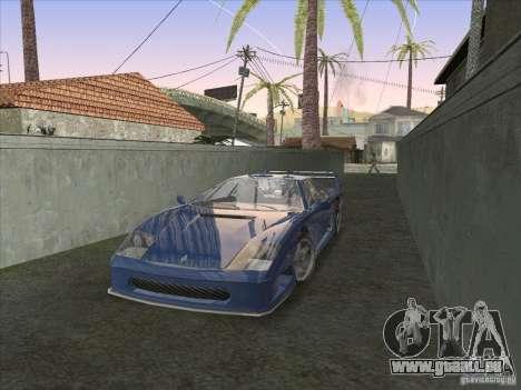 Los Angeles ENB modification Version 1.0 pour GTA San Andreas deuxième écran