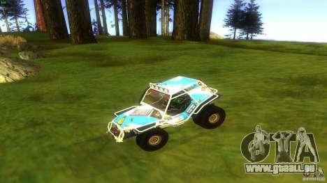 ANT pour GTA San Andreas sur la vue arrière gauche