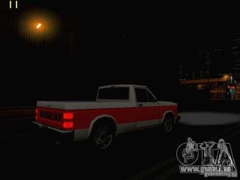 Le nouveau graphique par jeka_raper pour GTA San Andreas neuvième écran
