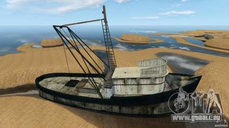 Désert de Gobi pour GTA 4 cinquième écran