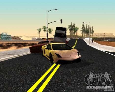 ENBSeries by Nikoo Bel v3.0 Final für GTA San Andreas her Screenshot