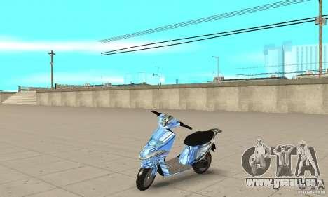 FaggioIV Chnnge A lamp für GTA San Andreas
