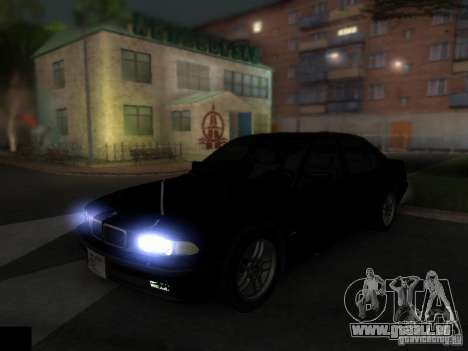 ENB Series v1.0 pour GTA San Andreas deuxième écran
