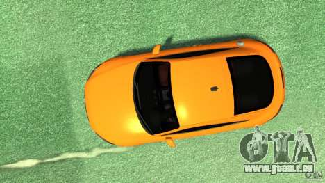 Audi TT Stock 2007 pour GTA 4 est un droit