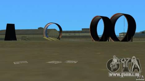 Stunt Dock V1.0 pour GTA Vice City