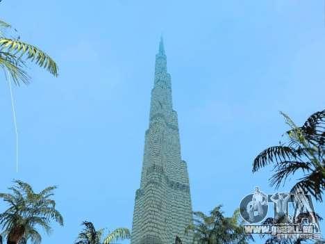 New Dubai mod pour GTA San Andreas sixième écran