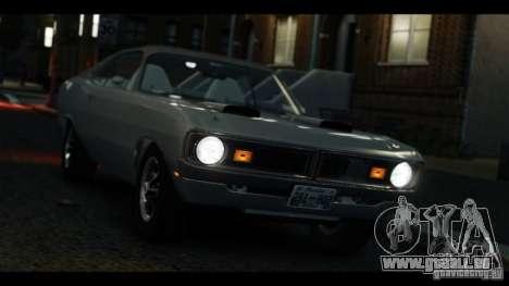 Dodge Demon 1971 pour GTA 4 est un droit