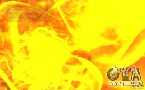 The best effects from GTA IV pour GTA San Andreas troisième écran